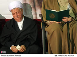 Rafsanjani's official website blocked: another stage in his exclusion from politics