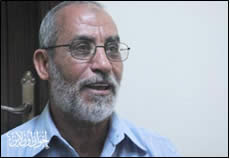 Mohammed Badie, the Muslim Brotherhood