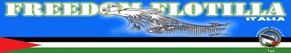 Logo of the Italian flotilla (Organization website).