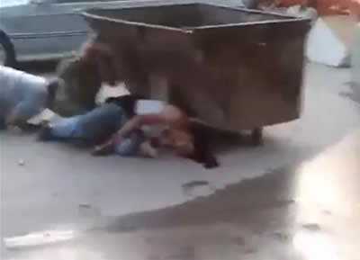 Palestinian killed by PFLP-GC sniper fire (YouTube, June 7, 2011).