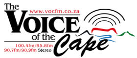 The emblem of The Voice of the Cape