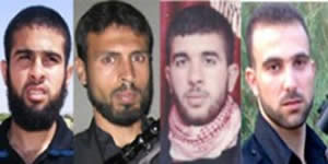 Four senior operatives of the PIJ's Jerusalem Brigades killed in the IDF attack