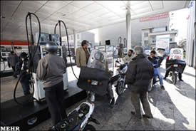 ISNA News Agency reported this week that following the increase in gas prices, gas consumption in Iran dropped by 16.5 percent.