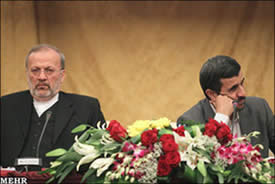 After years of tensions and disagreements, Ahmadinejad dismisses Foreign Minister Mottaki