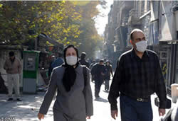 City of Tehran crippled by severe air pollution
