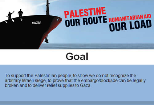 A poster on the English version of the IHH website