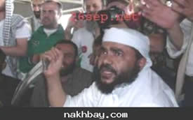 Sheikh al-Hazmi photographed during the voyage of the movement.