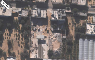 Cement factory owned by Hamas