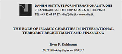 The title page of the Danish study