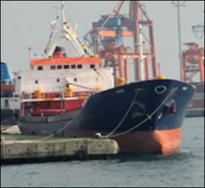 One of the ships to set sail from Turkey (IHH website, May 10, 2010)