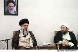 Iran 's new judiciary chief is the Majles speaker's brother