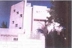 The mosque named for Abdallah Azzam