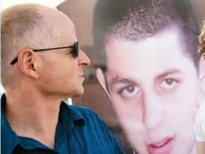 Noam Shalit, Gilad Shalit�s father