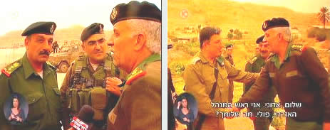 Israeli Channel 10 TV, February 19, 2009