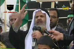 Hamam Said, general supervisor of the Muslim Brotherhood in Jordan