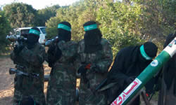 Female Hamas operatives