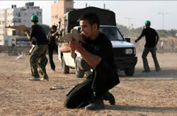 Military training at Hamas summer camps