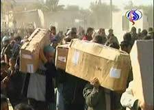 Palestinians bought in Egypt