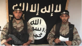 The testaments of two of the three terrorist operatives who carried out the attack along the Israel-Egypt border.