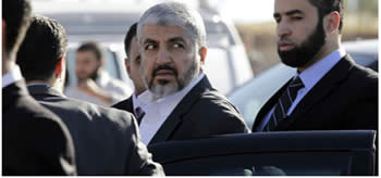 Khaled Mashaal on a visit to Jordan (Izz al-Din al-Qassam Brigades website, July 3, 2012).
