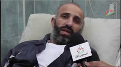 Terrorist operative Ayman Sharawneh (Filastin Al-'Aan, March 18, 2013).