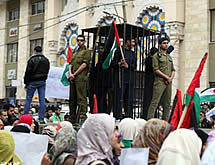 News of Terrorism and the Israeli-Palestinian Conflict (April 18 – 23, 2013)