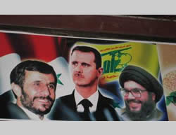 Hezbollah Involvement in the Syrian Civil War