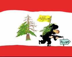Hezbollah storms into Syria and drags Lebanon in along with it (Dawlati blog, June 6, 2013).