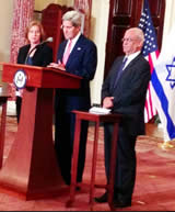 Summing up the meeting in Washington (Facebook page of Tzipi Livni, July 31, 2013)