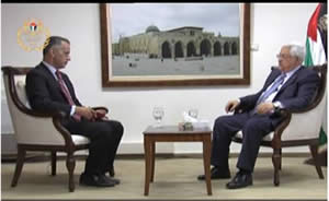 Mahmoud Abbas interviewed by Palestinian TV (Palestinian TV, October 10, 2013).