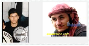 Left: Feisal Izz al-Din from Ramallah, killed in Syria (Onlinejihadexposed.com website, April 17, 2014). Right: Muntasar al-Zeituni (Tabee3i.com website)