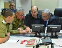 On the night of July 17, 2014, at the end of the tenth day of Operation Protective Edge, and after the Egyptian initiative for a ceasefire agreement accepted by Israel had been rejected by Hamas, the IDF began a new stage of Operation Protective Edge.