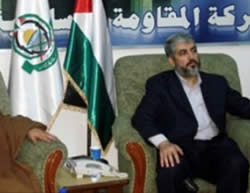 Prioritization of Hamas' Military Buildup vs. the Gaza Strip's Civilian Needs: Hamas' genuine strategic priorities according to Khaled Mashaal, about a year after Operation Cast Lead