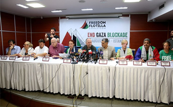 The IHH, the jihadist Turkish organization that played a major role in the Mavi Marmara flotilla, currently leads an international anti-Israeli coalition that announced its intention to dispatch another flotilla to the Gaza Strip in 2014.