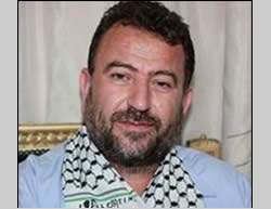 Saleh al-Arouri, Turkey-based senior Hamas operative who handles military-terrorist networks in Judea and Samaria, admitted that Hamas was behind the abduction and murder of the three Jewish youths from Gush Etzion