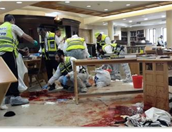 Five Killed in Mass-Murder Terrorist Attack in Jerusalem Synagogue (Updated to November 19, 2014)