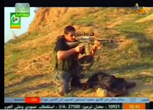 Abdallah Fadel Mortaja, Hamas terrorist operative in the Shejaiya battalion of the Izz al-Din al-Qassam Brigades