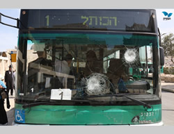 News of Terrorism and the Israeli-Palestinian Conflict (March 11 – 16, 2015)