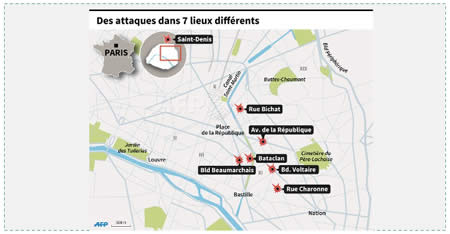 ISIS Terrorist Attack in Paris - Initial Overvi