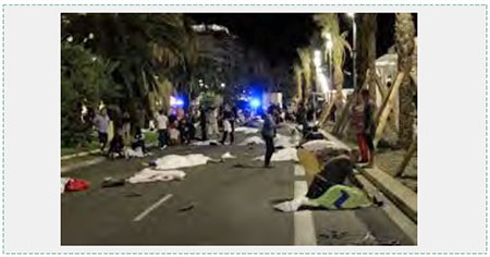 The bodies of Nice victims (YouTube).