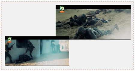 Pictures from the nukhba training video (Izz al-Din Qassam Brigades website, August 15, 2016).