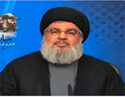 An analysis of threats against Israel made by Hezbollah leader Hassan Nasrallah