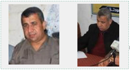 Another Hamas activist elected to the new political bureau in the Gaza Strip is Muhammad al-Jamassi, who heads UNRWA's engineering department in the refugee camps in the central Gaza Strip (website of the Hamas faction in the Palestinian Legislative Council, May 20, 2010; Haber Press, January 21, 2017).