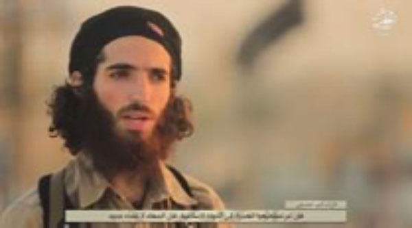 ISIS operatives codenamed Abu Al-Leith of Cordoba calling for jihad by whoever is unable to migrate to the Islamic State.
