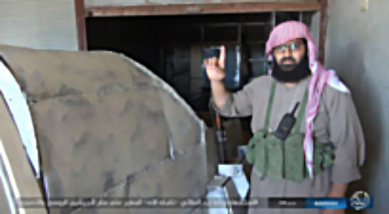 Abu Zayd al-Tai, an ISIS suicide bomber who detonated a car bomb against a joint headquarters of the Russian and Syrian armies in the village of Mazloum.
