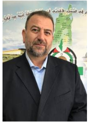 Saleh al-'Arouri (Site internet du Hamas, 17 octobre 2017).