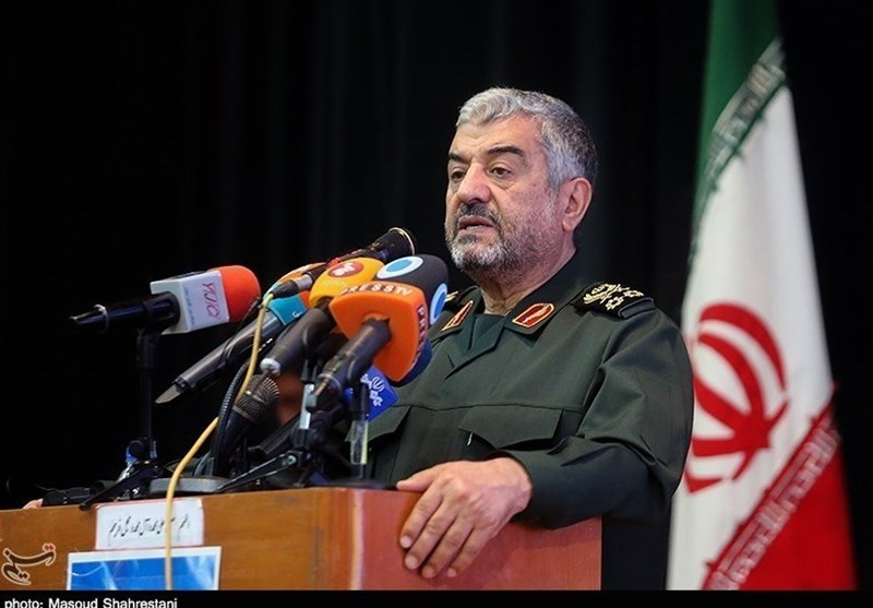 The Commander of the IRGC, Jafari (Tasnim, December 14, 2017)