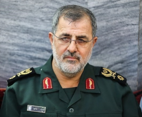 Brigadier General Mohammad Bakabour, commander of the Iranian Revolutionary Guards' Ground Forces (Iranian News Agency, January 27, 2018)