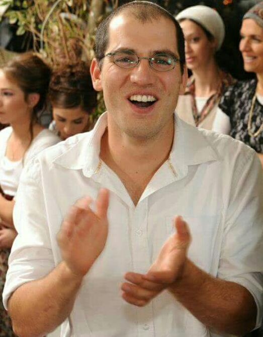 C:\Users\ADM7_User\Desktop\Adiel Kolman, killed in a stabbing attack in the Old City of Jerusalem on March 18, 2018 (Facebook page of 0404, March 18, 2018).