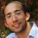 Rabbi Itamar Ben-Gal, killed in a stabbing attack at the Ariel Junction on February 5, 2018 (Israeli prime minister's website, February 5, 2018).